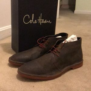 NEVER BEEN WORN Cole Haan Men's Ankle Boots